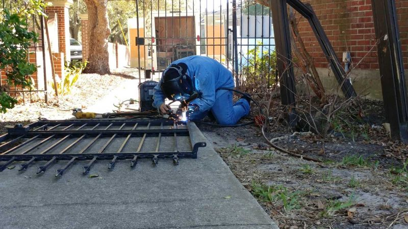 On site and mobile welding in Jacksonville FL