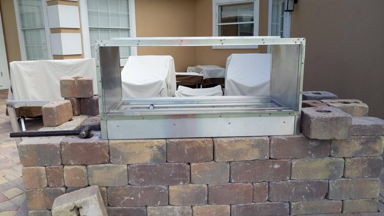 aluminum oven